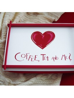 COFFEE, TEA AND ME?